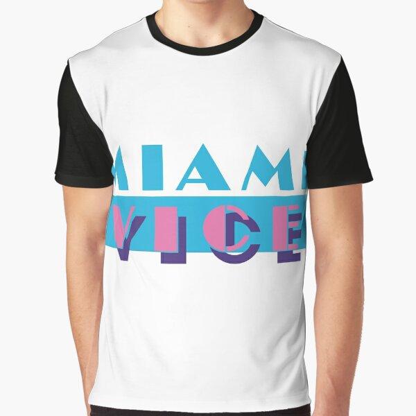 Miami Vice Graphic T-Shirt