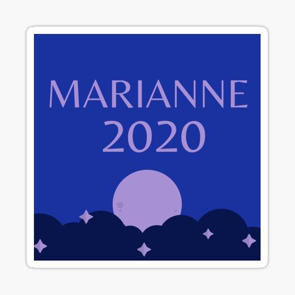 Marianne 2020 Sticker