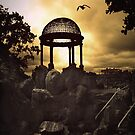 Twilight Temple by Jessica Jenney
