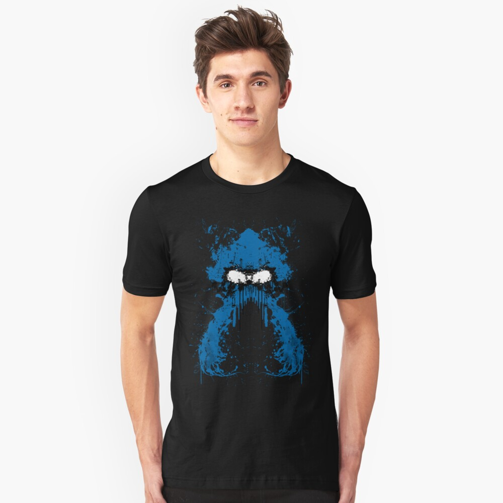 Splatoon: Team Blue Unisex T-Shirt Front