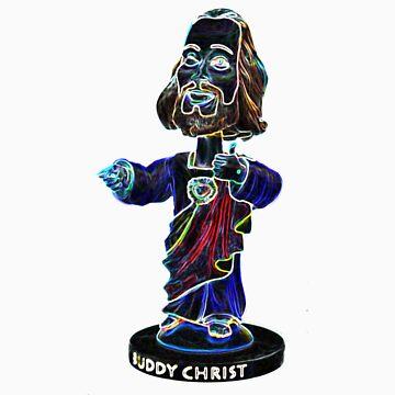 Buddy Christ by Gosy