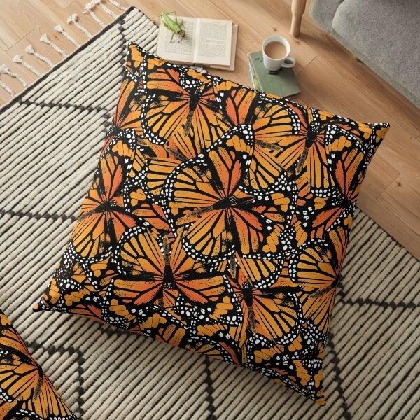 Monarch Butterflies   Vintage Butterflies   Butterfly Patterns    Floor Pillow