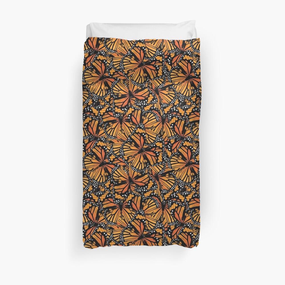 Monarch Butterflies | Vintage Butterflies | Butterfly Patterns |  Duvet Cover