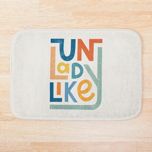 UNLADYLIKE Bath Mat