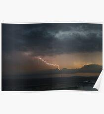 Turrimetta Storm Poster