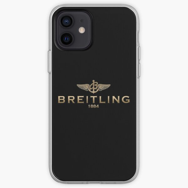 Breitling Watch iPhone Soft Case
