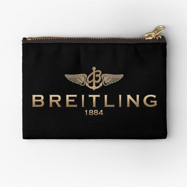 Breitling Watch Zipper Pouch