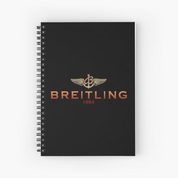 Breitling Watch Spiral Notebook