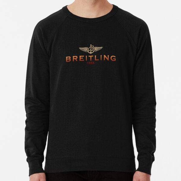 Breitling Watch Lightweight Sweatshirt