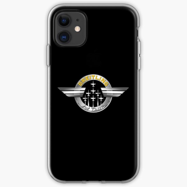 Breitling Jet Team iPhone Soft Case