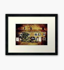 Assheton Arms Downham Framed Print