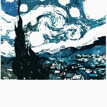 Starry Starry Night by MammothDesigns