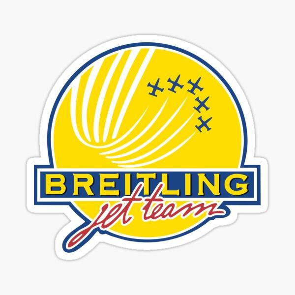 Breitling Jet Team Sticker