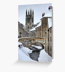 Helmsley Winter  Greeting Card