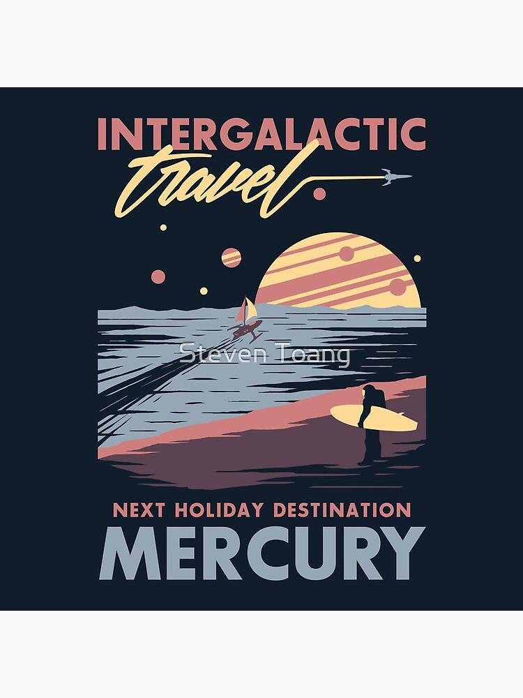 Intergalactic Travel by Stevenmono
