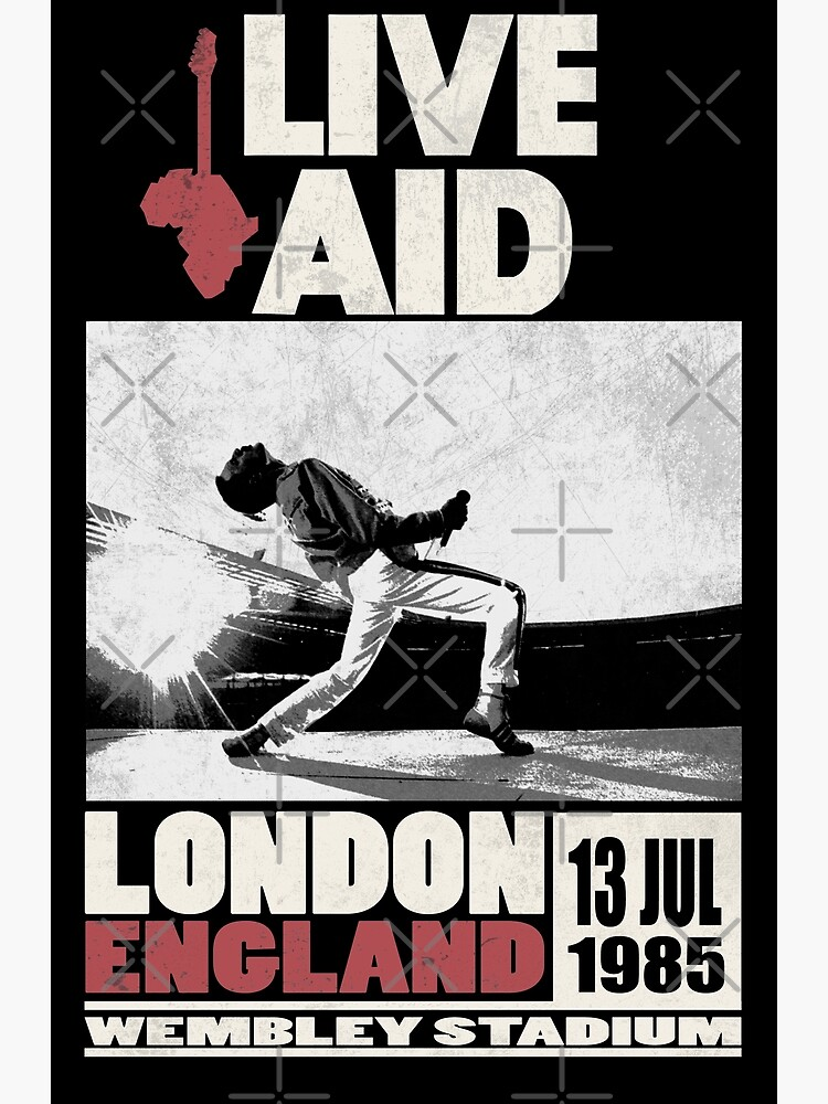 Live Aid at Wembley by SoCalKid