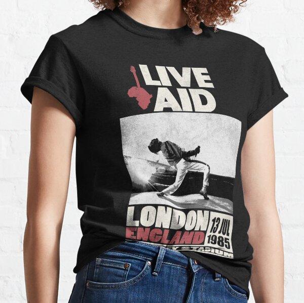 Live Aid at Wembley Classic T-Shirt