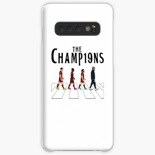 Liverpool FC: The Champions Samsung Galaxy Snap Case