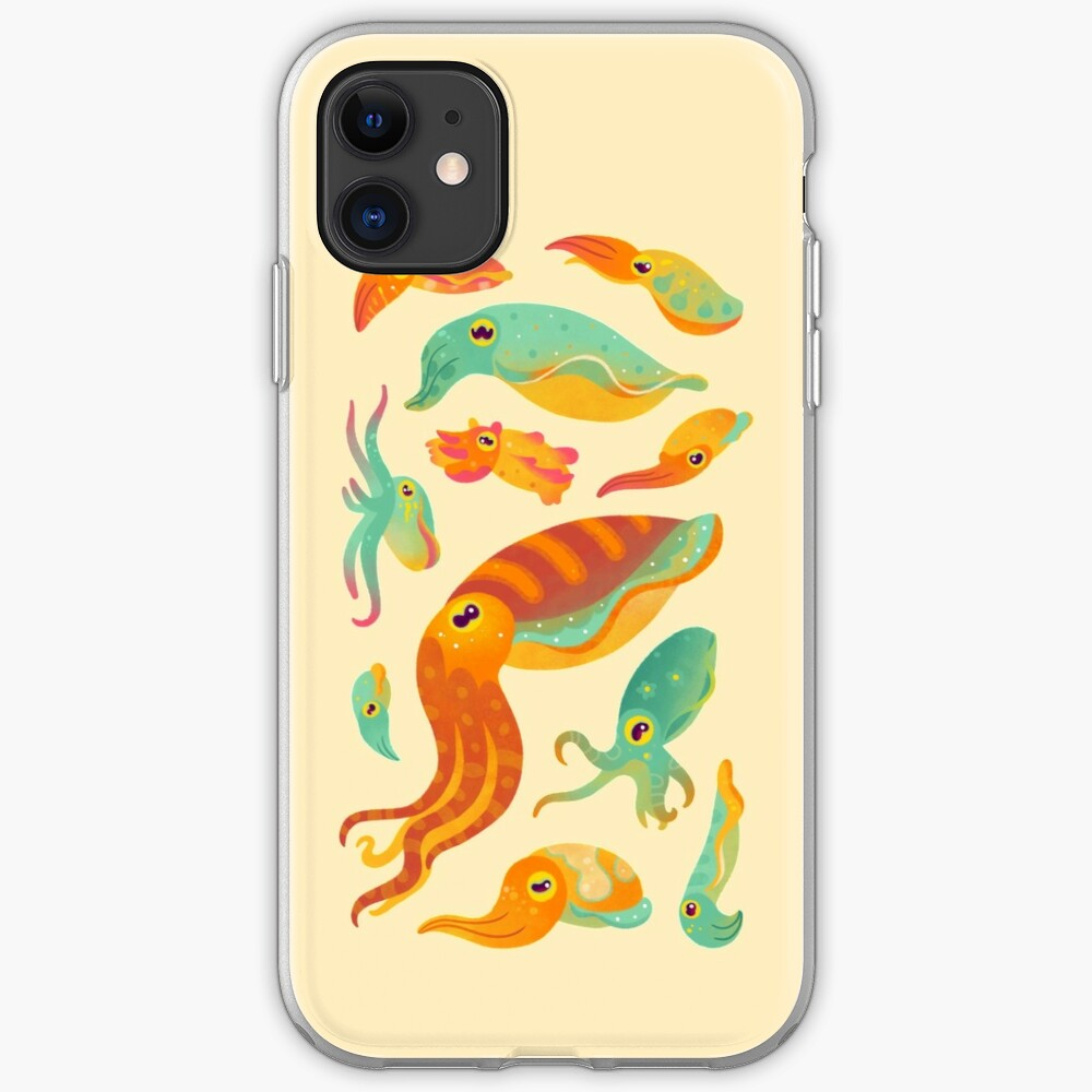 Cuttlefish iPhone Case & Cover