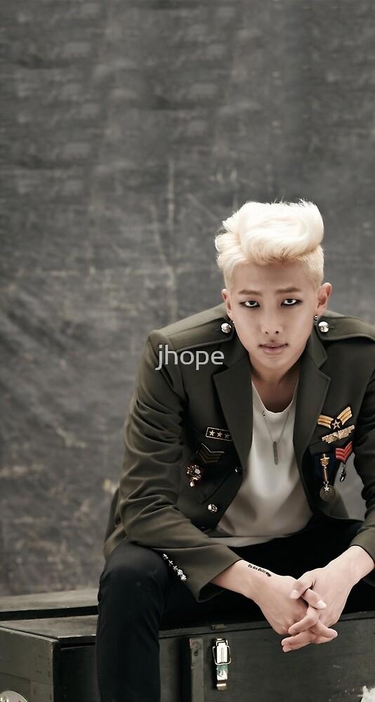 Rap Monster by jhope