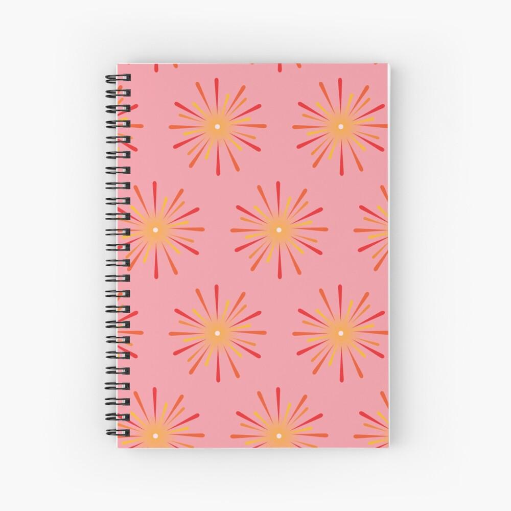 I love fireworks Spiral Notebook