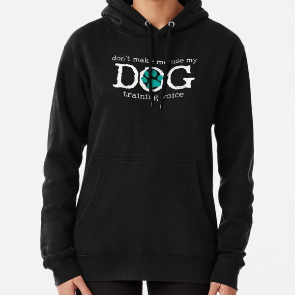 Dog Agility Pullover Hoodie