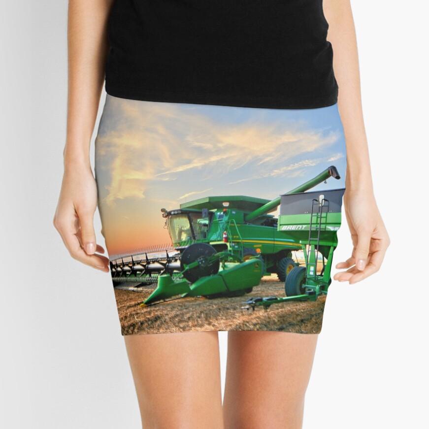 Autumn Rises 3 Mini Skirt