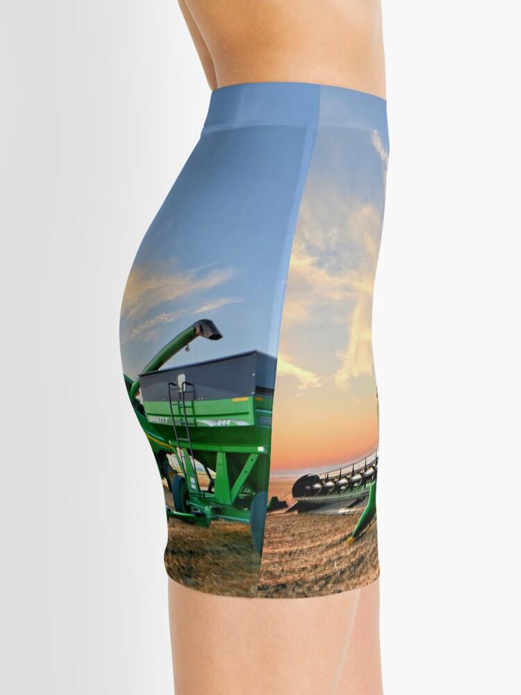 Alternate view of Autumn Rises 3 Mini Skirt