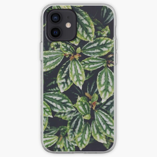 Tropical vibes iPhone Soft Case