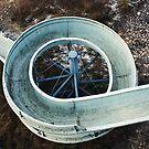 Abandoned slide 02 by Lenka Vorackova