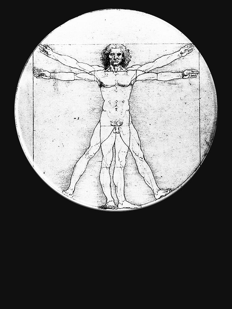 Da Vincis Ghost Lives On In The Vitruvian Man | WBUR News