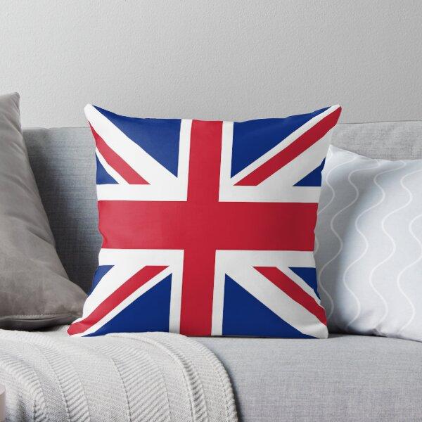 Union Jack Pillow Throw Pillow