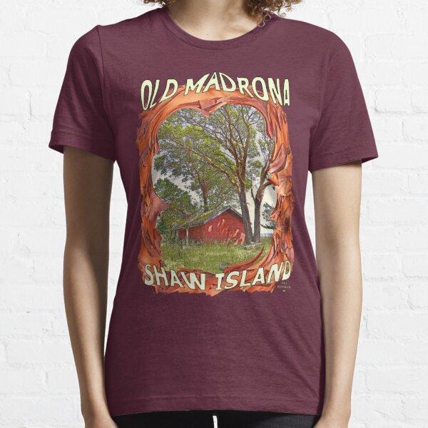 OLD MADRONA SHAW ISLAND Essential T-Shirt
