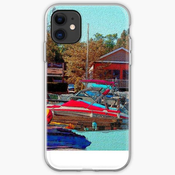 TJ's Dockside iPhone Soft Case