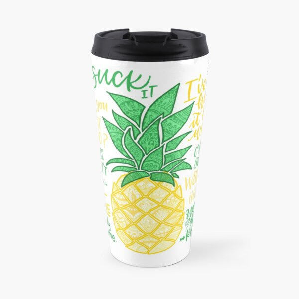 Psych - Quotes Travel Mug
