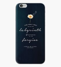 THE ONLY WAY OUT OF THE LABYRINTH OF SUFFERING - LOOKING FOR ALASKA - JOHN GREEN iPhone Case