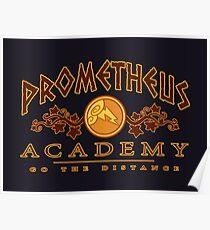 Prometheus Academy Poster
