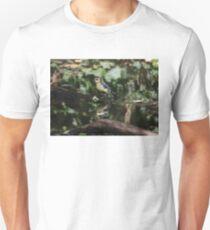 Parus caeruleus  T-Shirt