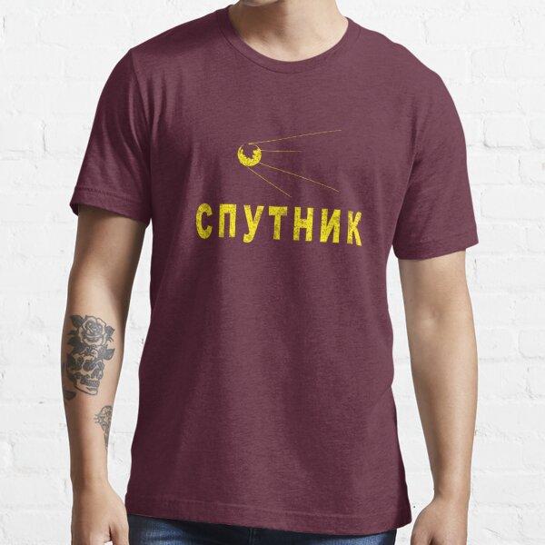 Sputnik Gold T-shirt essentiel
