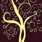 Summer Tree by Lisa Richards