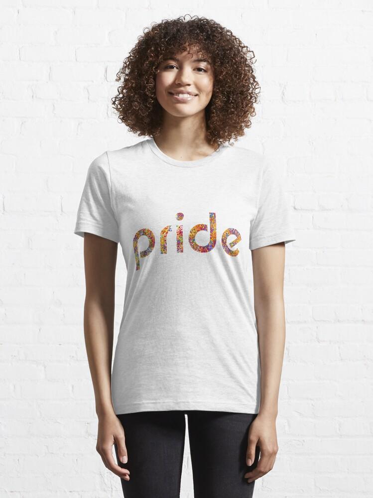 Alternate view of Pride Essential T-Shirt