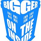 Bigger on the inside by bmgdesigns