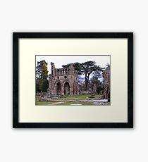 The Presbytery Framed Print