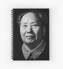 Chairman Mao Zedong, portrait T-shirt Spiral Notebook