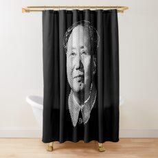 Chairman Mao Zedong, portrait T-shirt Shower Curtain