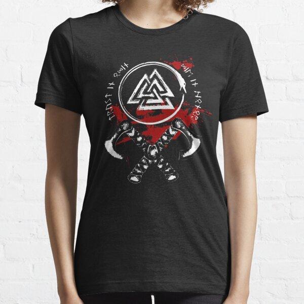 Wotansknoten, Odinsknoten, Odin  Essential T-Shirt