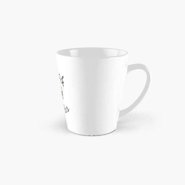 Veggies & Good Vibes Tall Mug