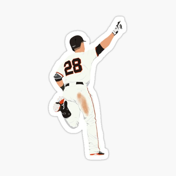 Buster Posey  Sticker