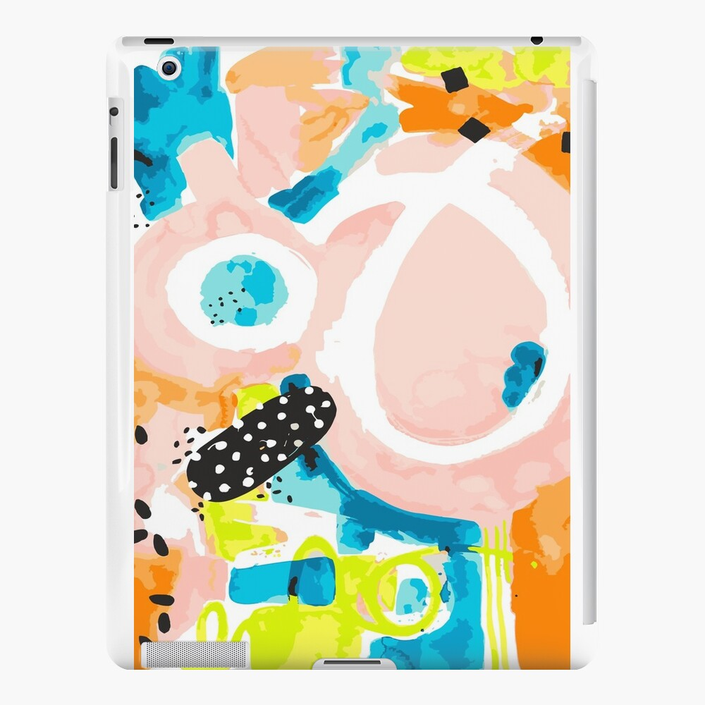 Confetti Celebration iPad Cases & Skins