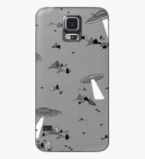 Abduction Party Case/Skin for Samsung Galaxy
